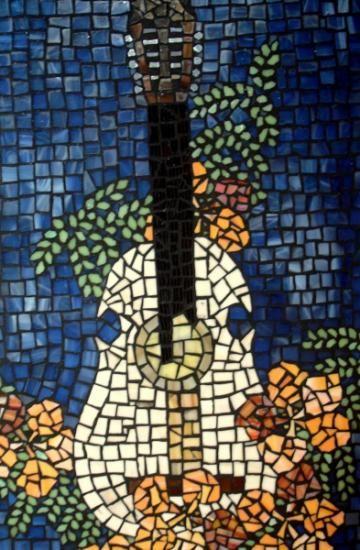 mosaico cuatro puertorrique o art craft pinterest On mosaicos puerto rico