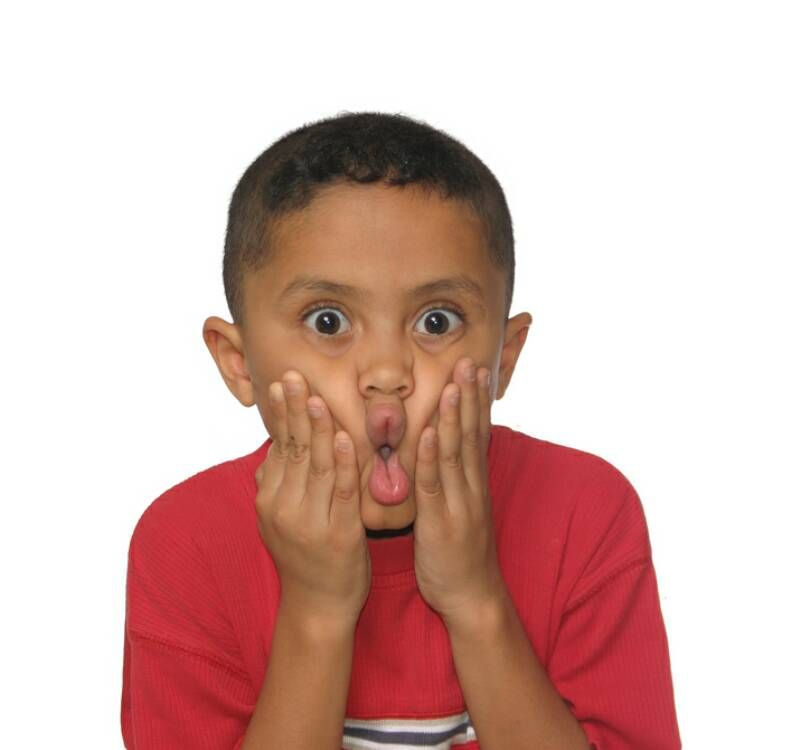 kids silly face - Google Search   Emotional child, Silly ...