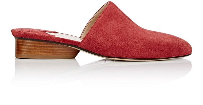 8cfc0b5a8a4 PAUL ANDREW Pisa Suede Mules.  paulandrew  shoes
