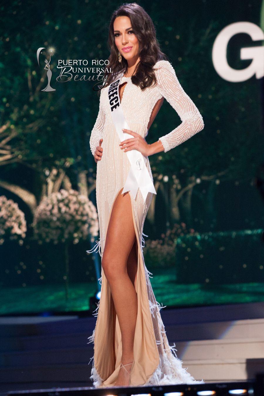 ismini dafopoulou ( greece ) miss universe 2014 Photos