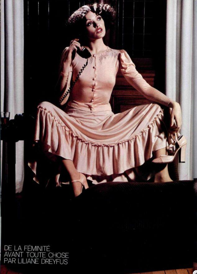 1975 Liliane Dreyfus !!!!!!!!!!!!!!!!!!!!!!!!!!!!!