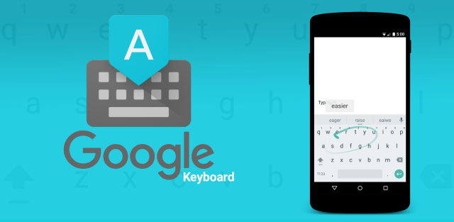 Keyboard de Google 5.0 para Android conoce todas las novedades esta gran actualización