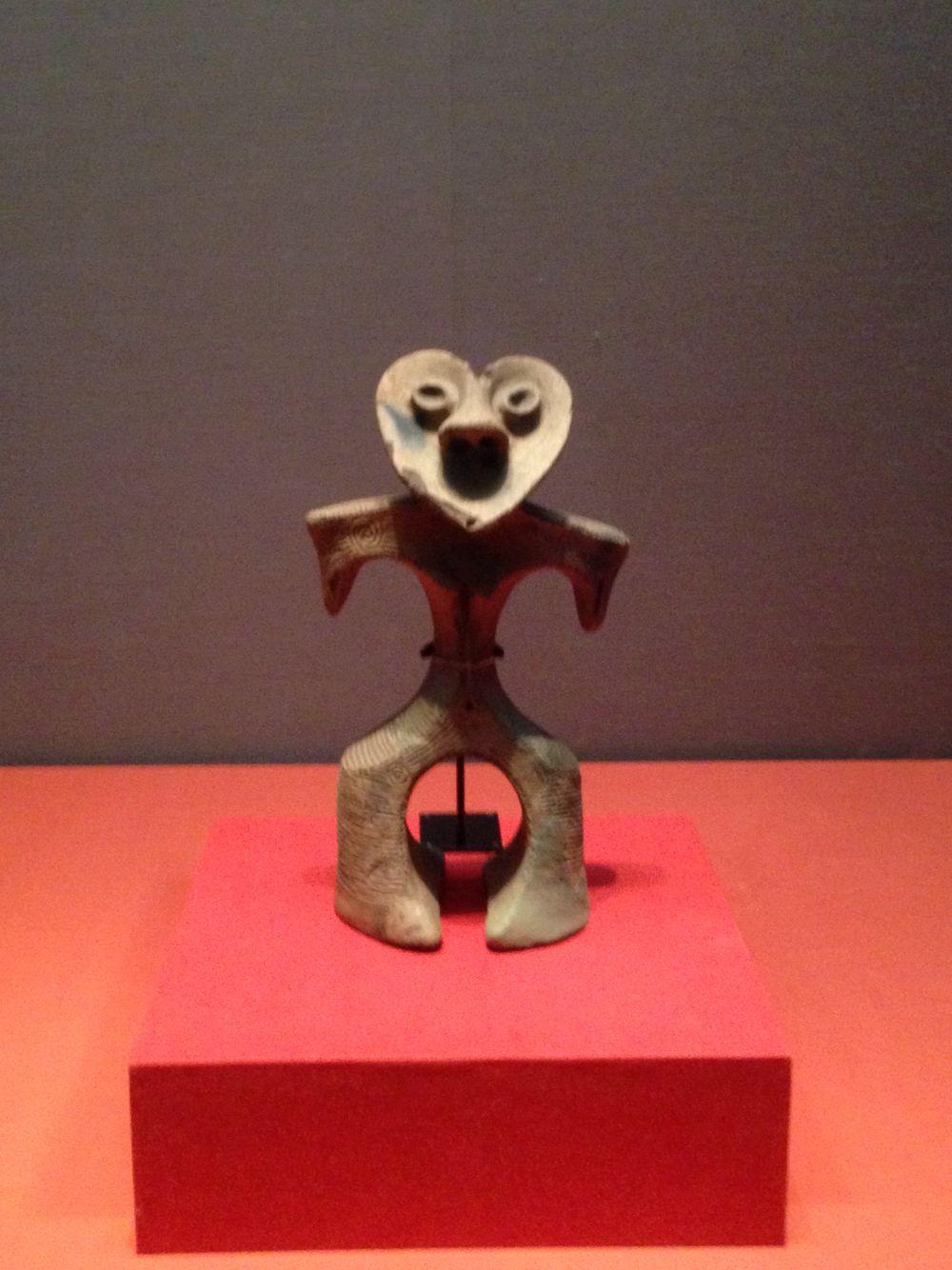 東京国立博物館 土偶