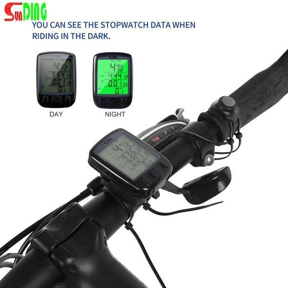 Amazing Biking Trip Calculator Speedometer Odometer And Much