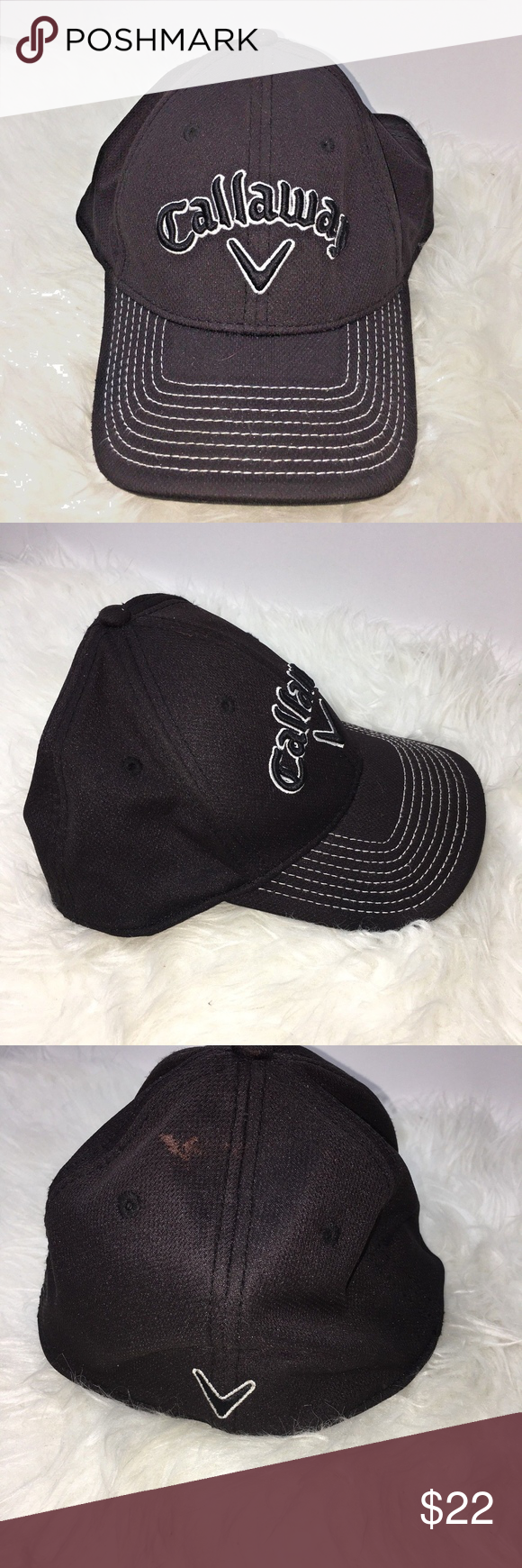 41976f1fdd9 I just added this listing on Poshmark  Callaway Golf Cap New Era Black  Adjustable.  shopmycloset  poshmark  fashion  shopping  style  forsale   Other