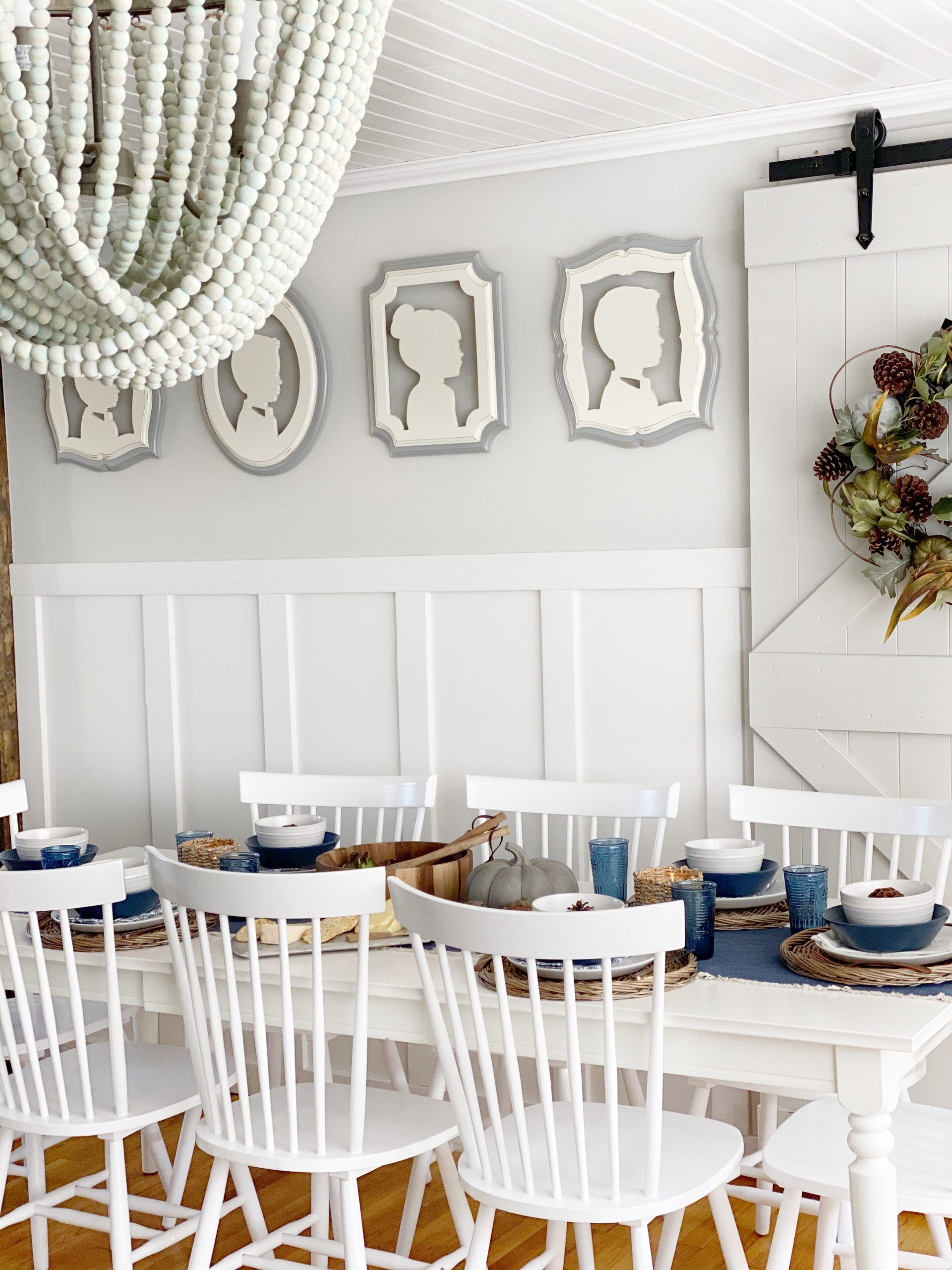 Fall Decor Ideas Bed Bath Beyond In 2020 Cottage Dining Rooms Decor Bed Bath And Beyond