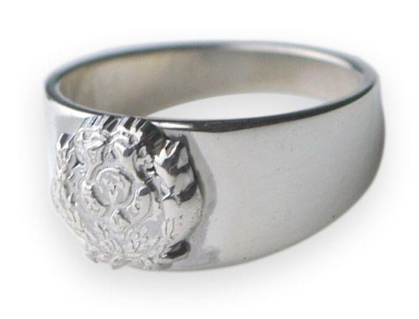 Sorority Crest Ring