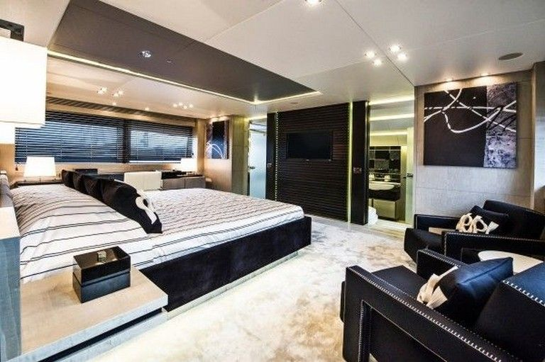 59 Beauty Luxury Yacht Interior Designs With Images Yacht