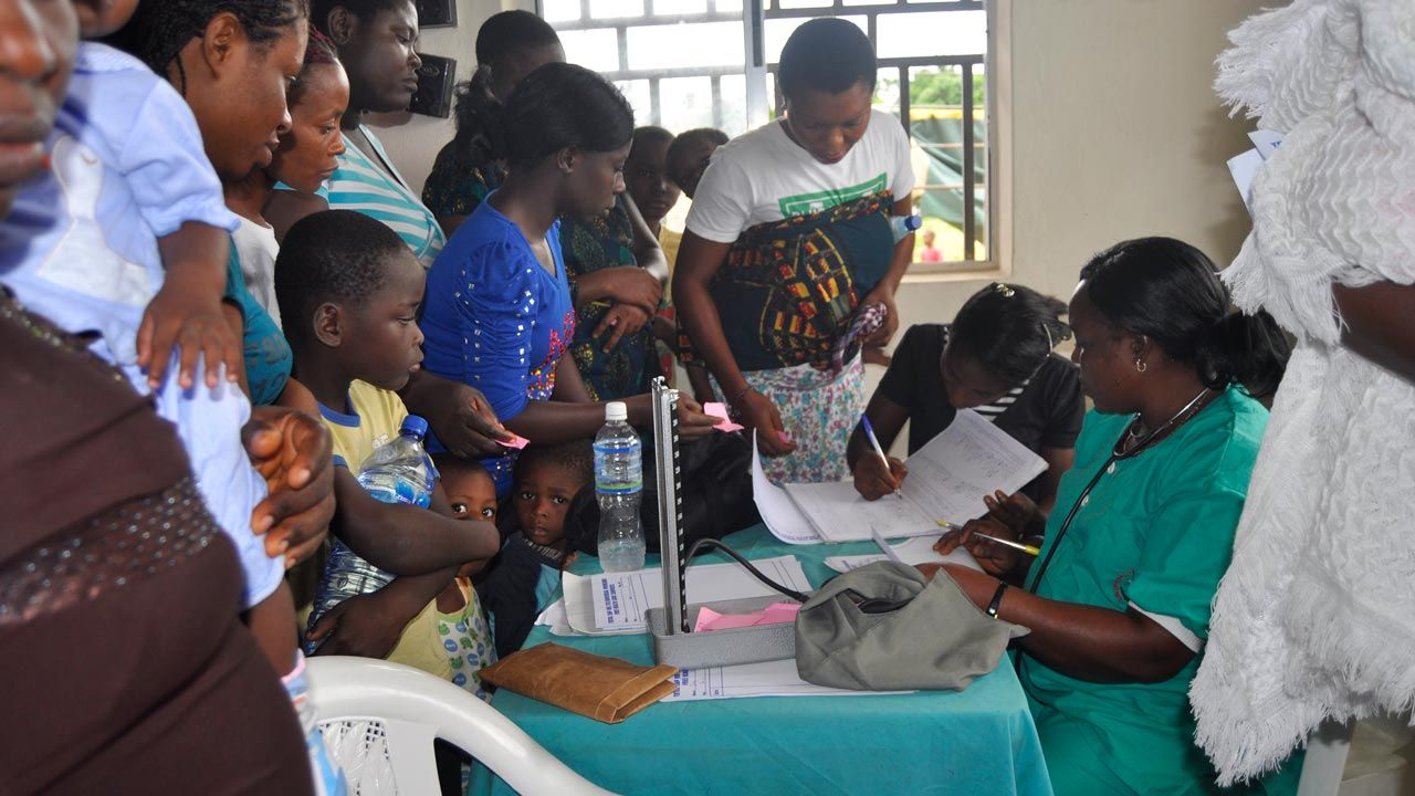 Challenges of health care delivery for all ages in Nigeria