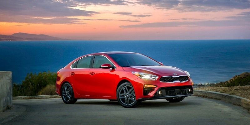 If You Look At The Kia Forte On The Market In 2018 You Might Not See A Need For Major Improvements After All Few Compact Cars Ca Kia Forte Kia Car Insurance
