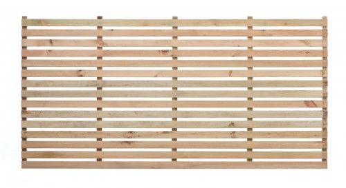 Wide Slatted Panel Trellis Panels Fence Panels Trellis Fence Panels