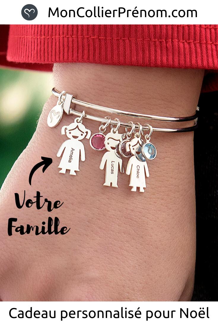 Bracelet Jonc avec Charms Enfant #diygarden Surprenez un proche ...