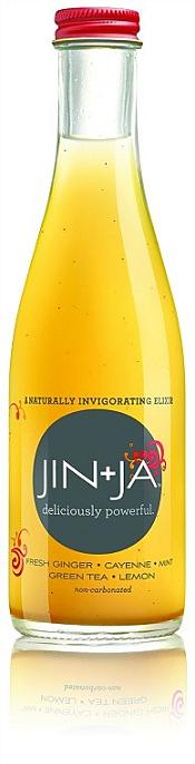 Jin-Ja ginger drink #packaging PD