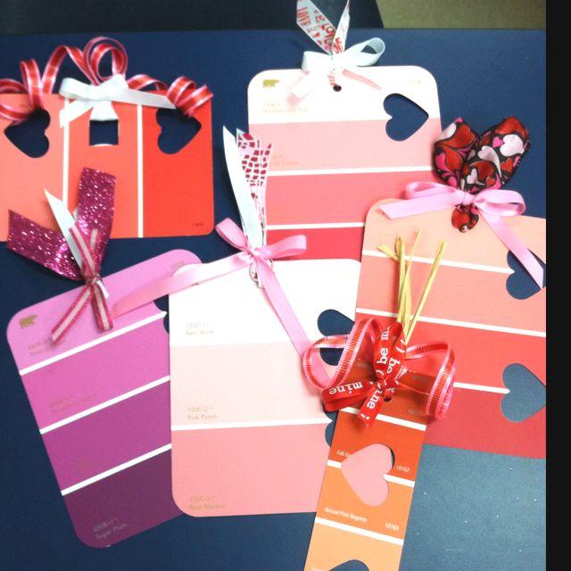Our Staff Appreciation Valentine's! Thank You Pinterest