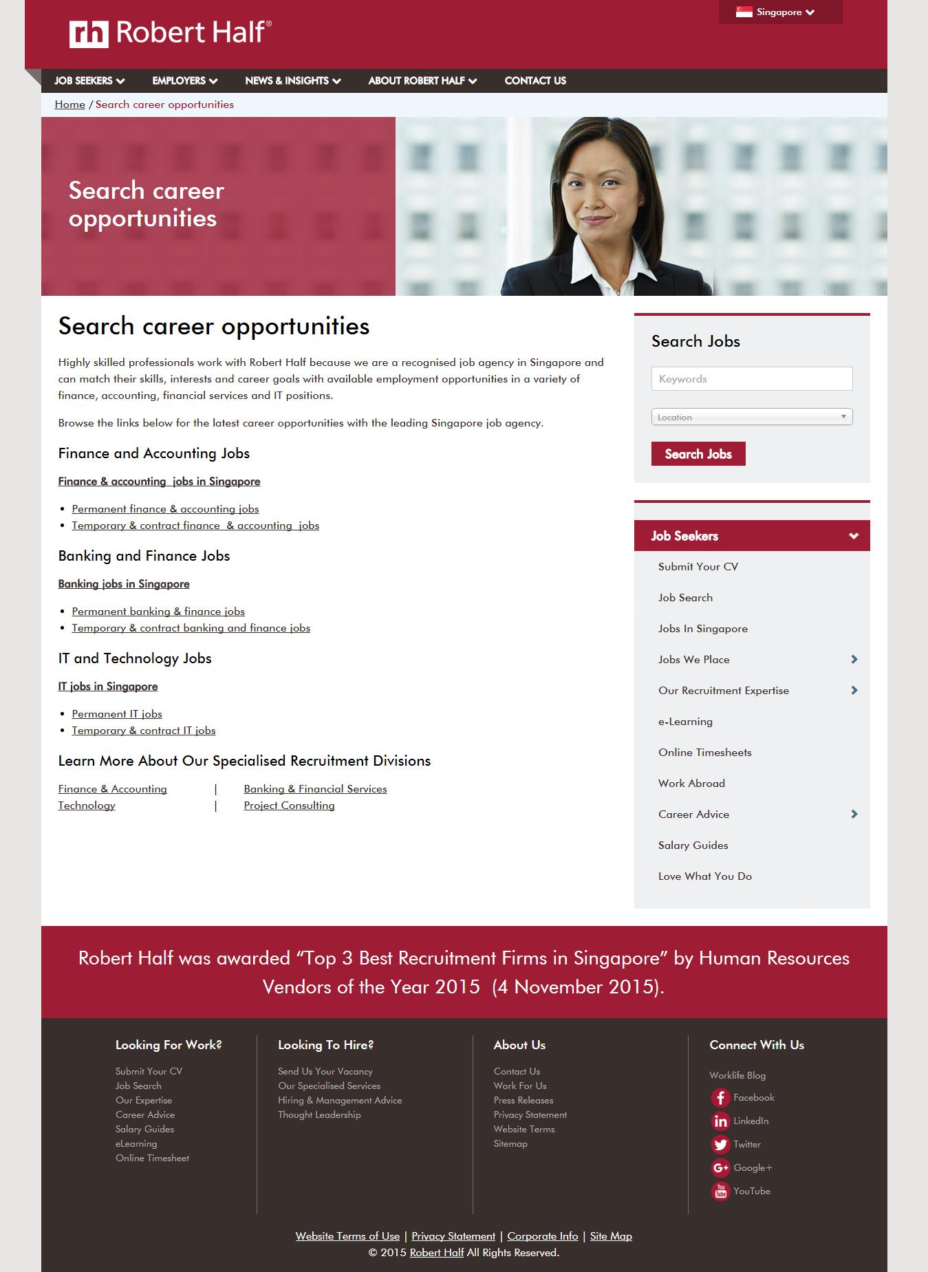 Website Design Proposal Template Nice Website Templates Design Proposal For Adecco Singapore