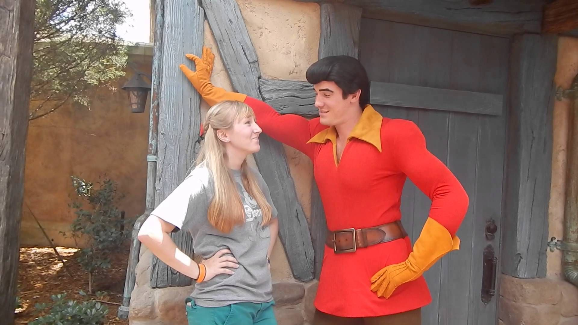Meeting Gaston From Victoria12345ay Gaston Meet And Greet