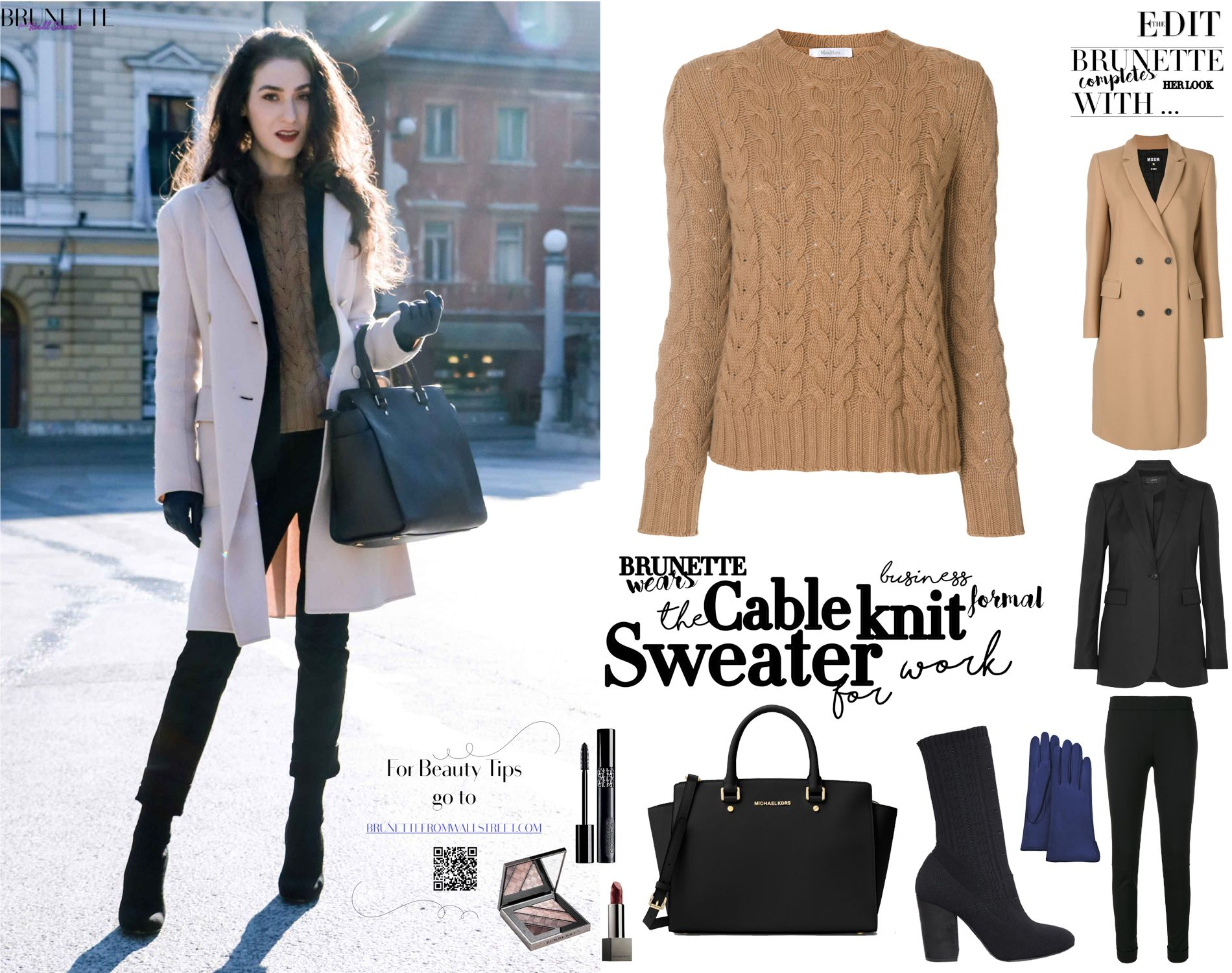 cdec8303dc6 Spring Sweaters You Can Wear for Work or Party | WORK OUTFIT ...