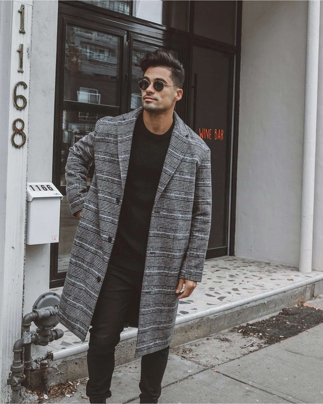 We're not over the overcoat.