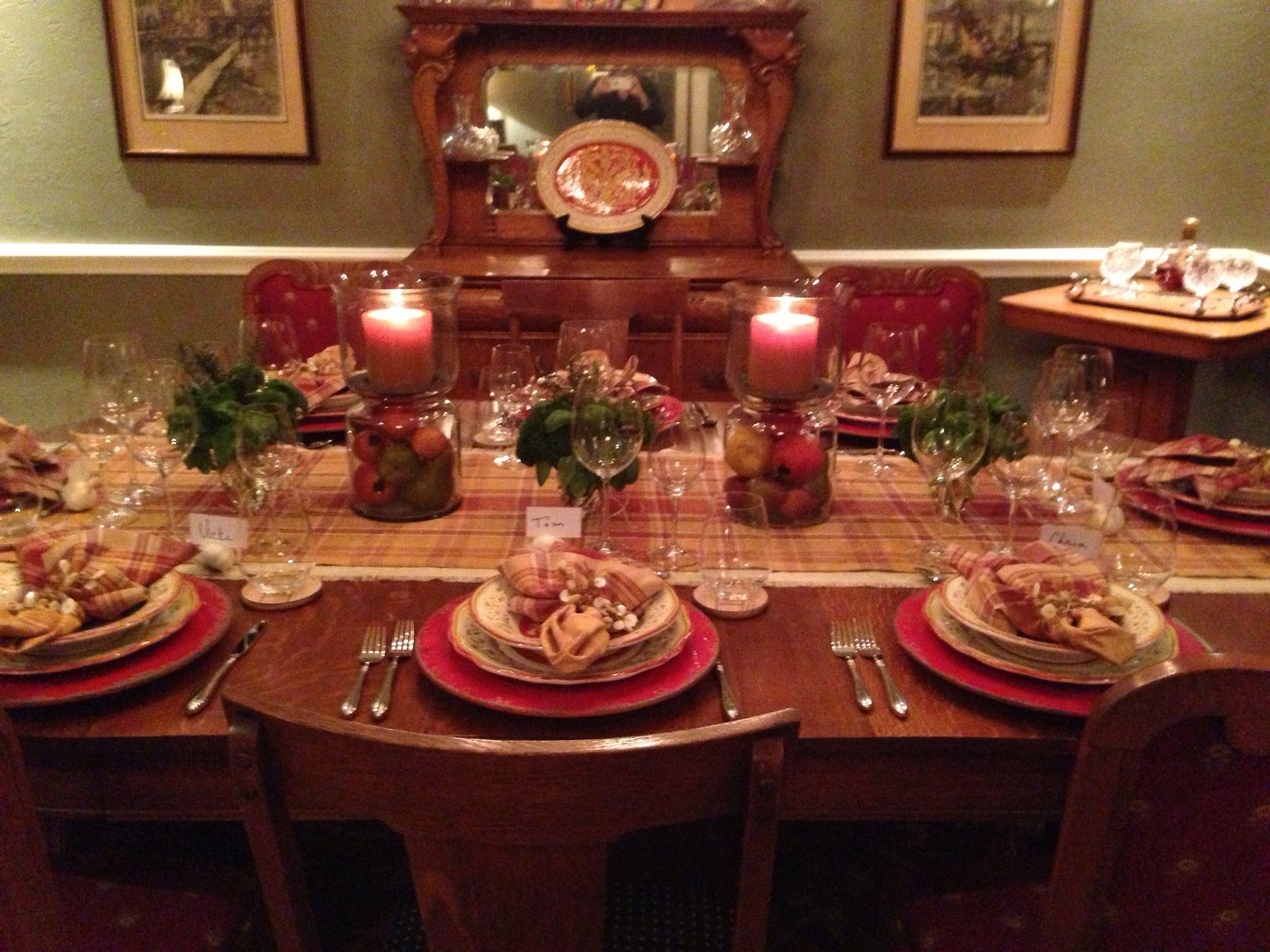 Italian Table Setting Italian Dinner Table Setting Tablescapes Pinterest Italian