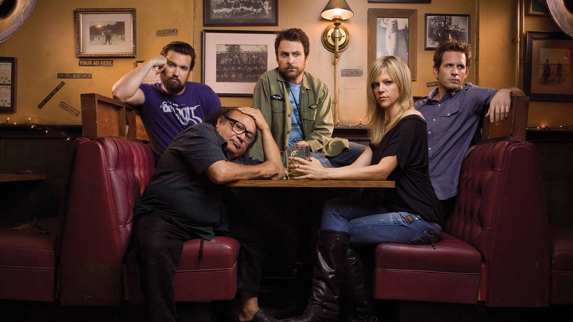 The Gang Does Wallpapers It S Always Sunny In Philadelphia