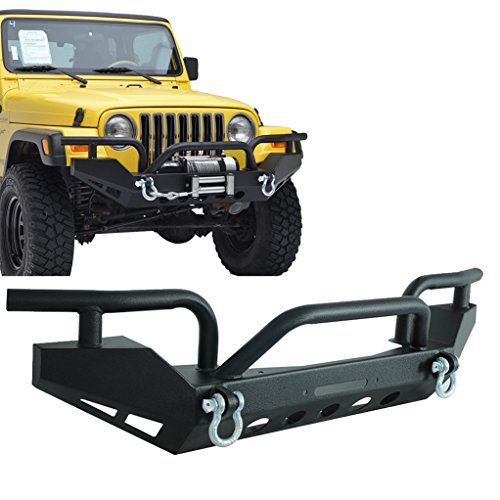 Jeep Wrangler TJ Front Bumpers   TJ Jeep Front Bumper Kits