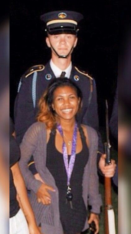 Couple interracial military picture 14