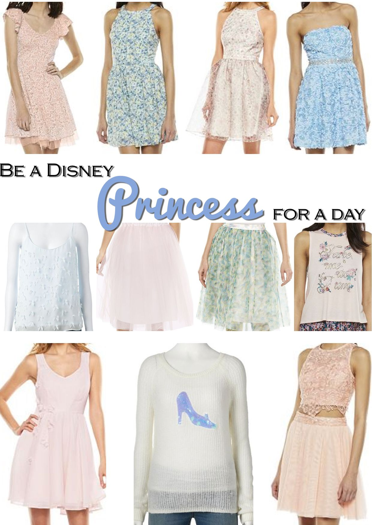 fc0751730 Kohl's + Disney= LC by Lauren Conrad Cinderella Collection! girly,  whimsical and carefree