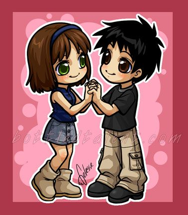 How To Draw Chibi Anime Cute Cartoon People Coloring Pictures Chibi Wallpaper Friendship Day Images Chibi