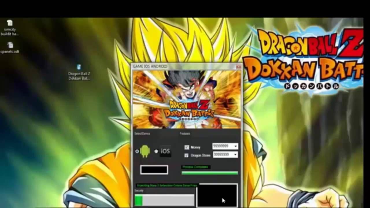 Tested Dragon Ball Z Dokkan Battle Hack Get Free Zeni And