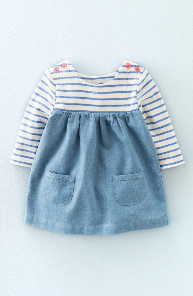 Free shipping and returns on Mini Boden 'Hotchpotch' Long ...