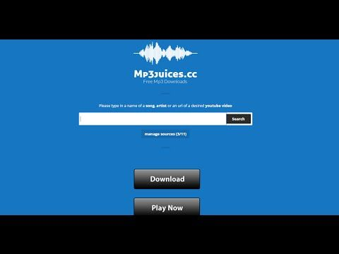 list of all free music download sites