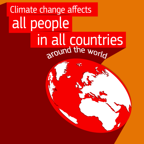 In recent decades, changes in #climate have caused impacts on natural and human systems on all continents and across the oceans, the latest report by the Intergovernmental Panel on Climate Change says. People, places, assets and ecosystems in countries around the world, irrespective of their wealth, are vulnerable and exposed to climate change, in different ways. Read more about the #IPCC report's findings: http://europa.eu/!BM87ct