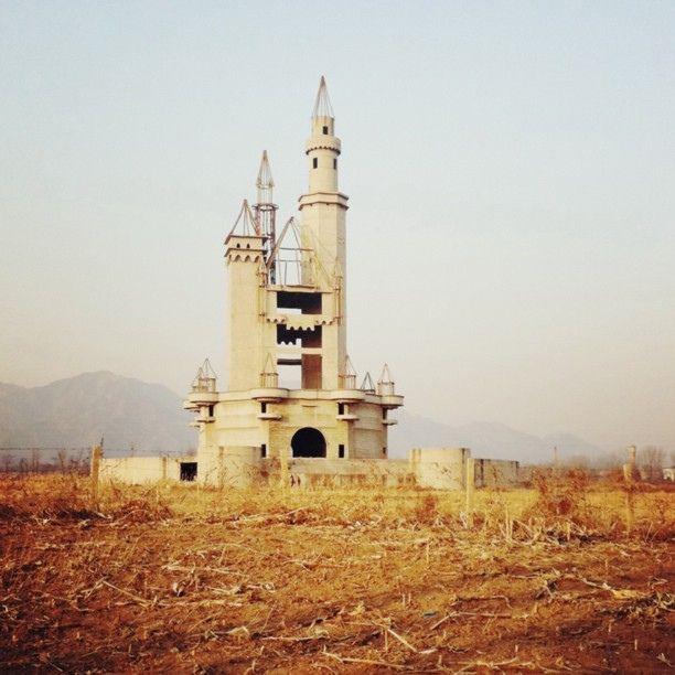 Wonderland (an Abandoned Amusement Park)
