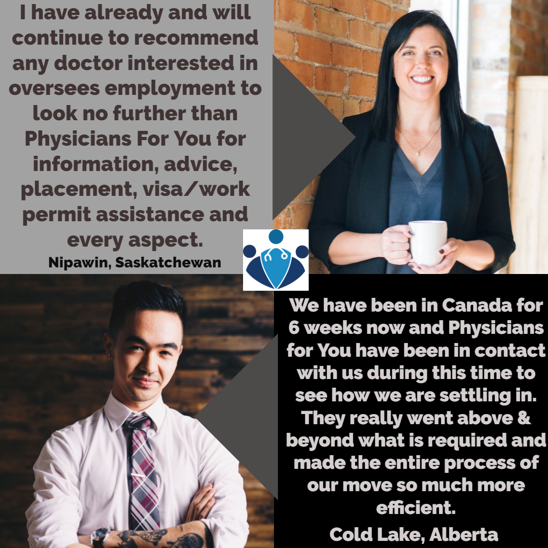 Pin by Physicians for You on Doctor Jobs in Canada