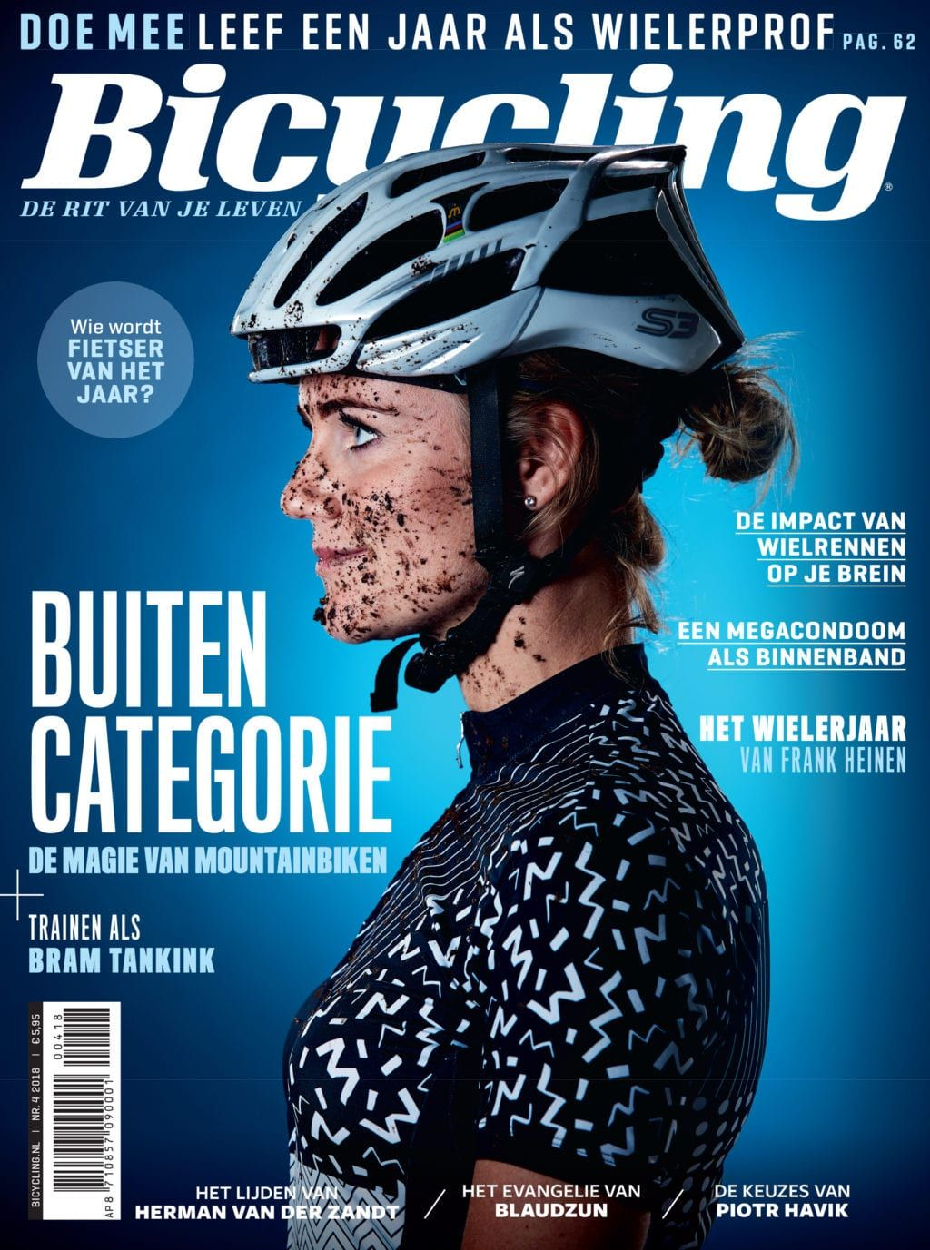 Bicycling Netherlands Magazine Design Cover Sports Magazine Design Sports Magazine Covers