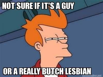Butch meme
