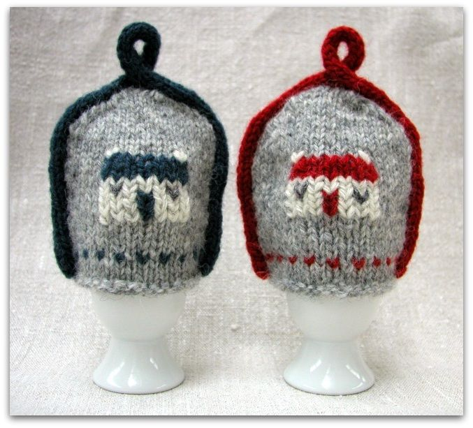 Hand Knitted Things Home Sweet Home Egg Cosy I Knit So I Wont