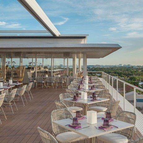 Rooftop Bars Restaurants Design | Rooftop bar, Best ...