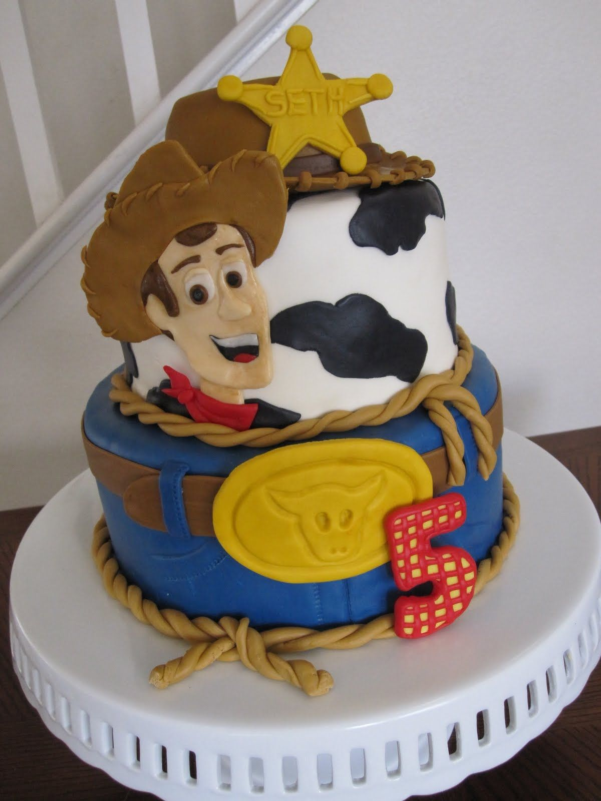 Toy Story Woody Cake I M Such A Big Kid Cause Aquarius