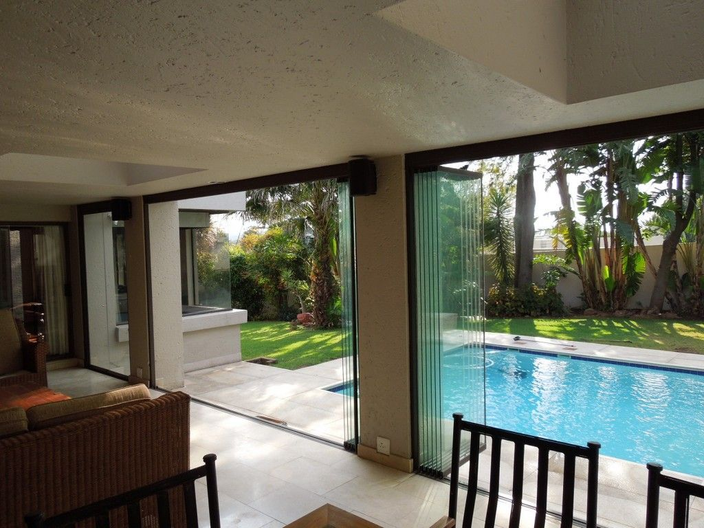 Sunflex Frameless stacking doors are made in Germany and assembled locally to fit any size. & Glass Folding Doors | architecture | Pinterest | Doors and Architecture