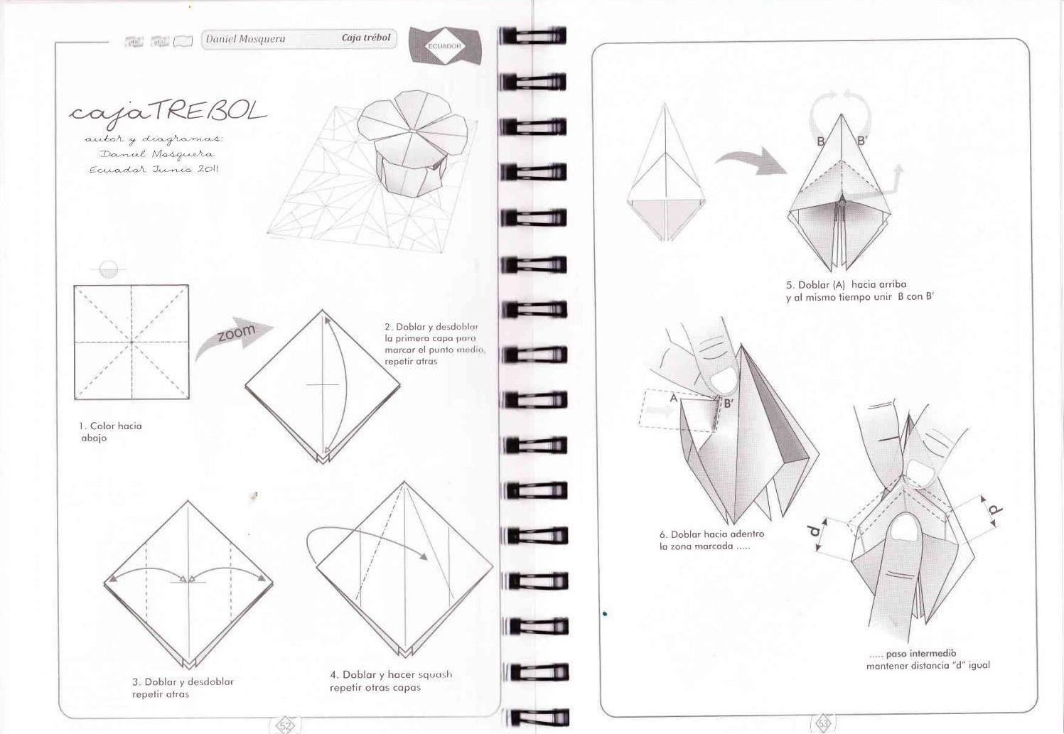convencion origami ecuador 2011