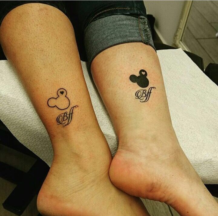 Freunde Tattoo