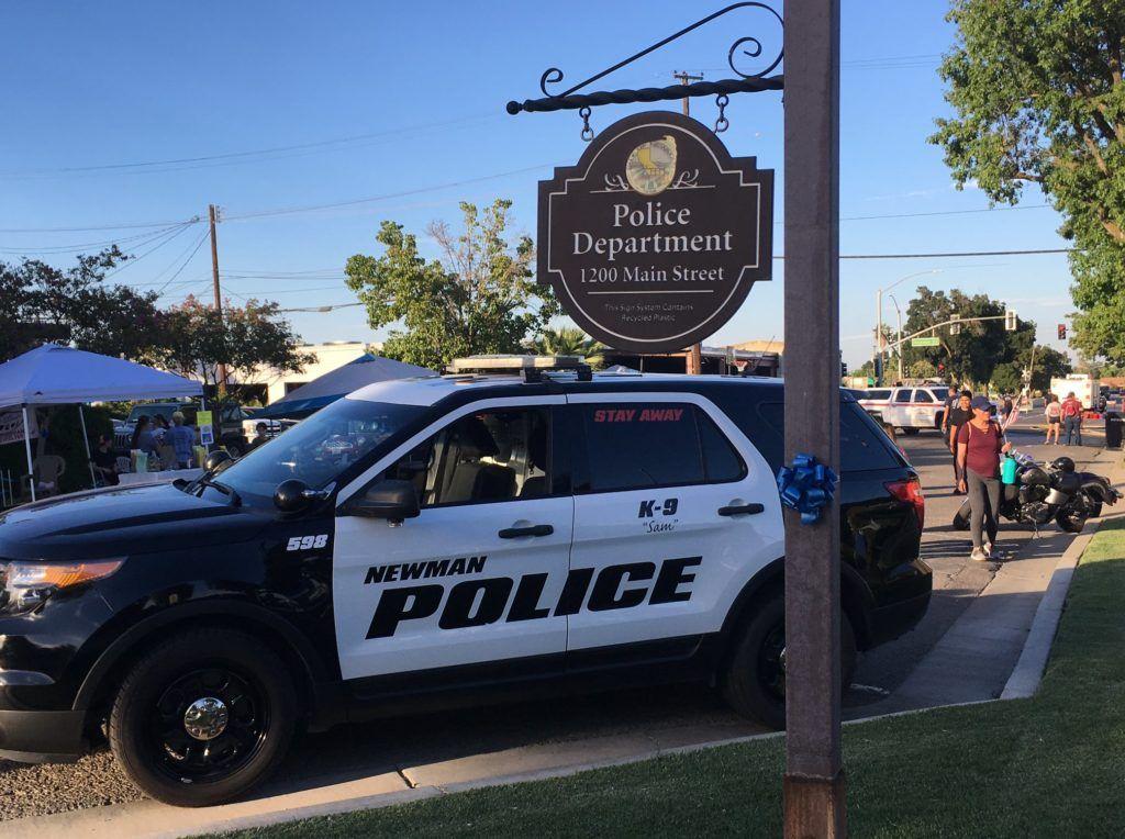 Newman Ca Police K 9 598 Ford Police Interceptor Utility With Images Ford Police Police Police Cars
