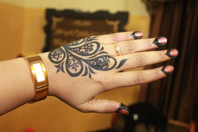 Sudanese Henna Henna Hand Tattoo Henna Hand Henna