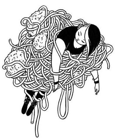 Ai Ap Profiles Illustrator Profile Julian Callos I Spend A Lot Of Time Illustration Illustration Art Types Of Art