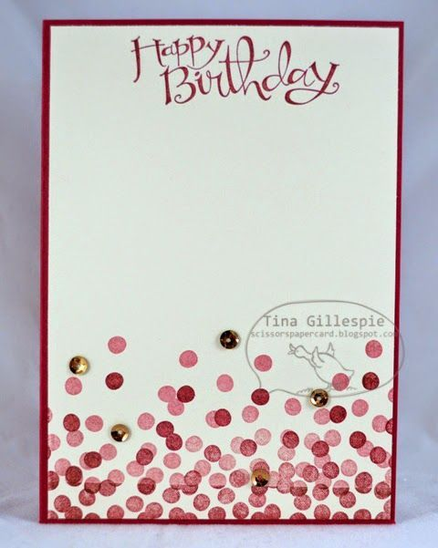 Dotty stamp from Dotty Angles.