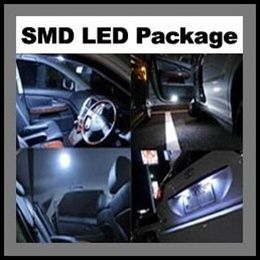 Premium Smd Led Car Interior Lights Package For Jeep Grand