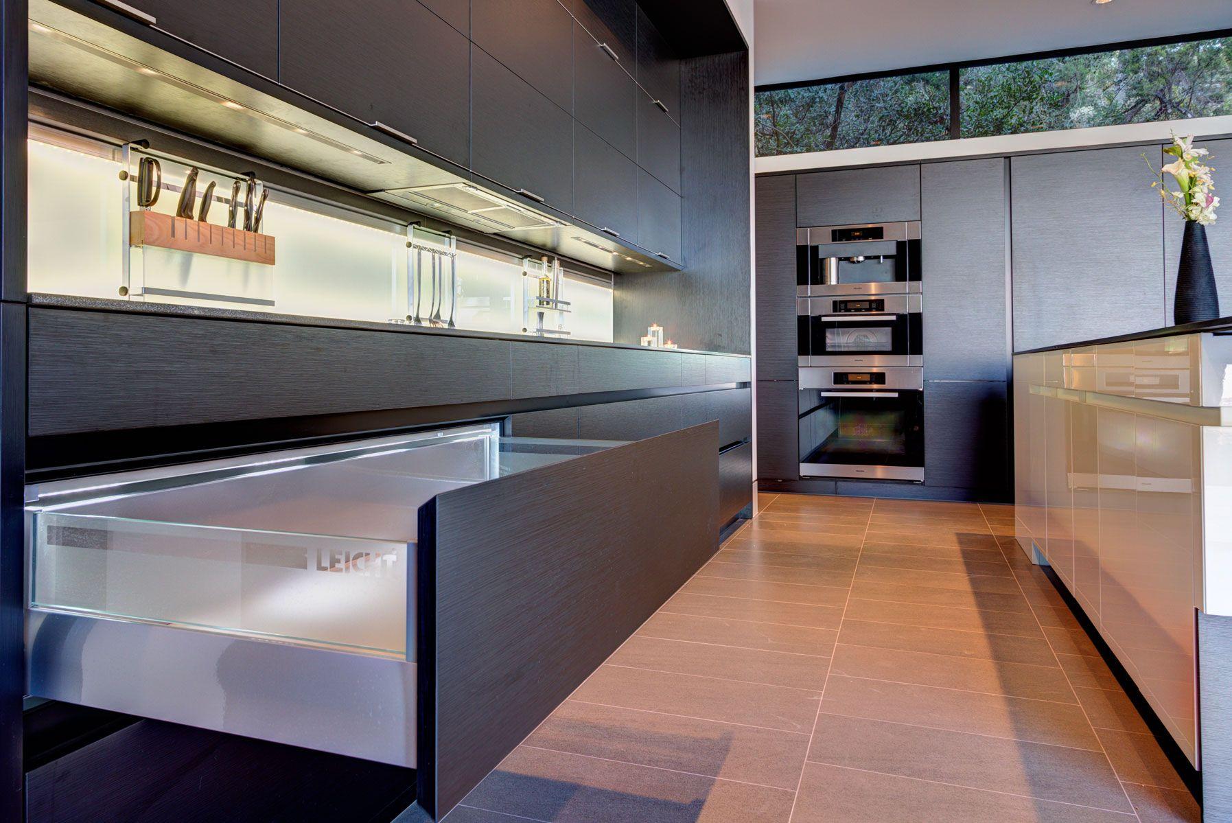 Skyline Project- Austin TX kitchens Kitchen Cabinets By ...
