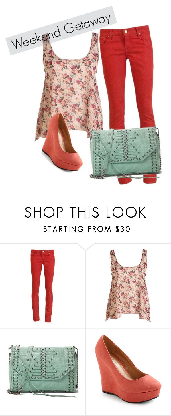 """""""Spring Weekend"""" by grizzy8 ❤ liked on Polyvore featuring Kasil and Rebecca Minkoff"""