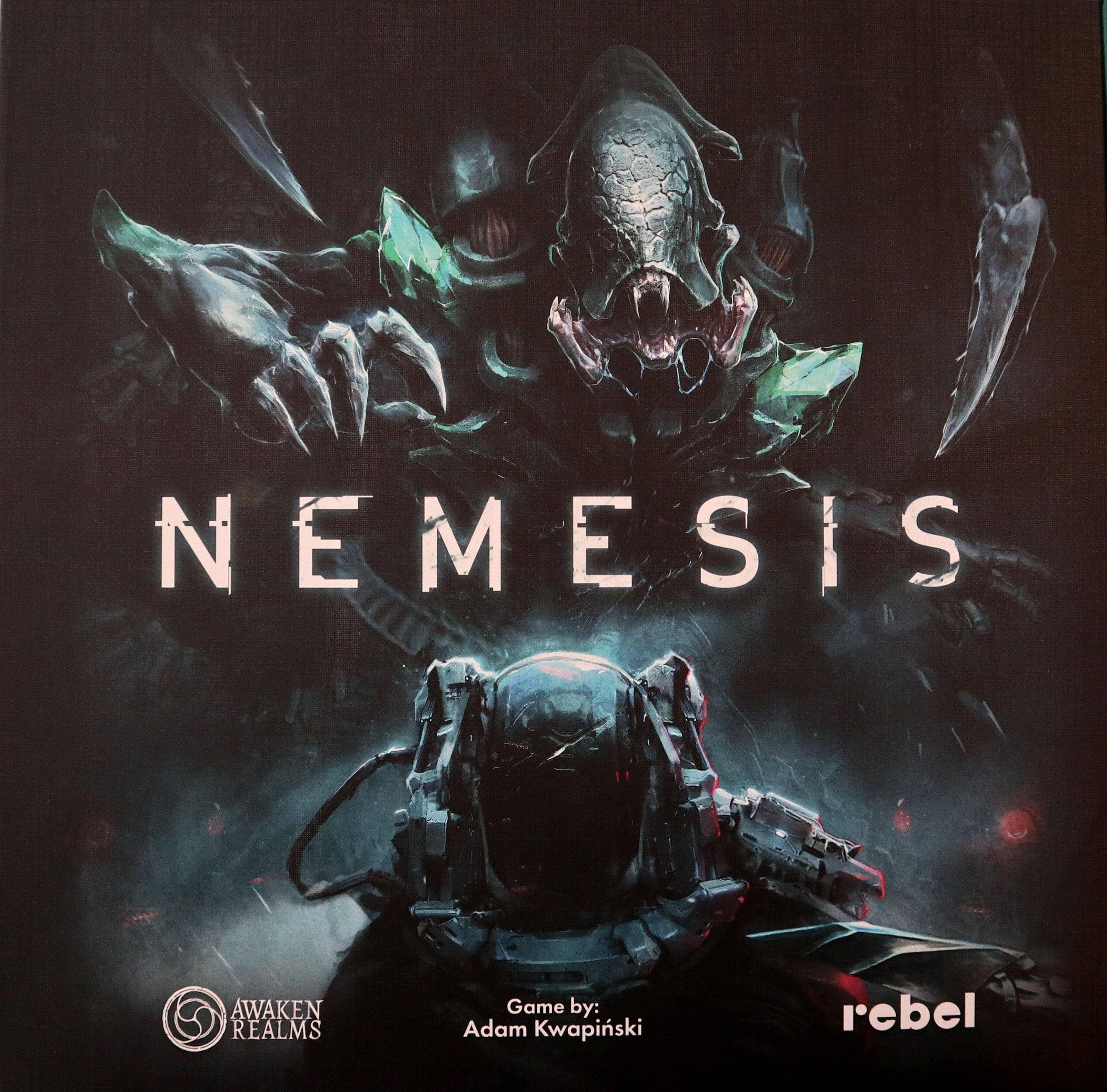 NEMESIS: King Cosmetic Expansion (Kickstarter pre-order …